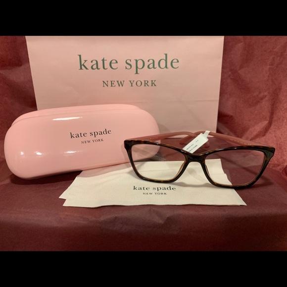 Kate Spade Tortoise Shell Readers 1.0